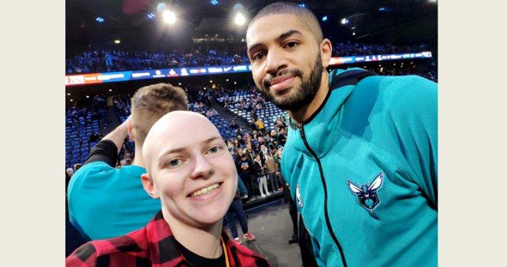 NBA - Charlotte Hornets VS Milwaukee Bucks !