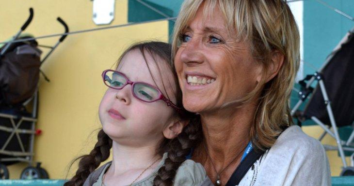 Florence, bénévole depuis 8 ans