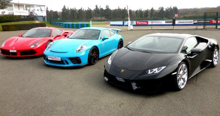 Passionné par les voitures prestigieuses