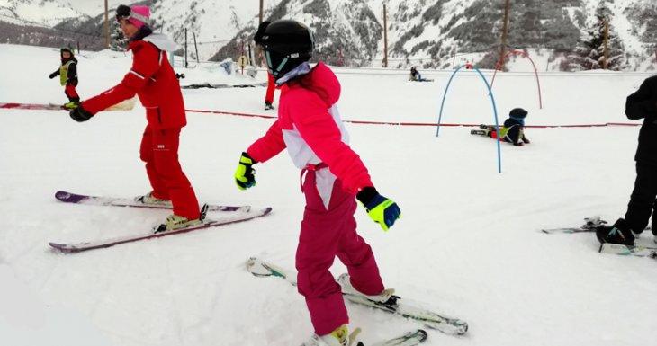 Skier et découvrir la montagne