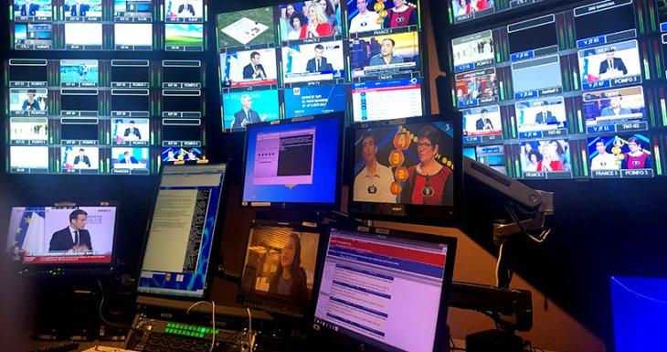 Dans les coulisses de France Télévisions