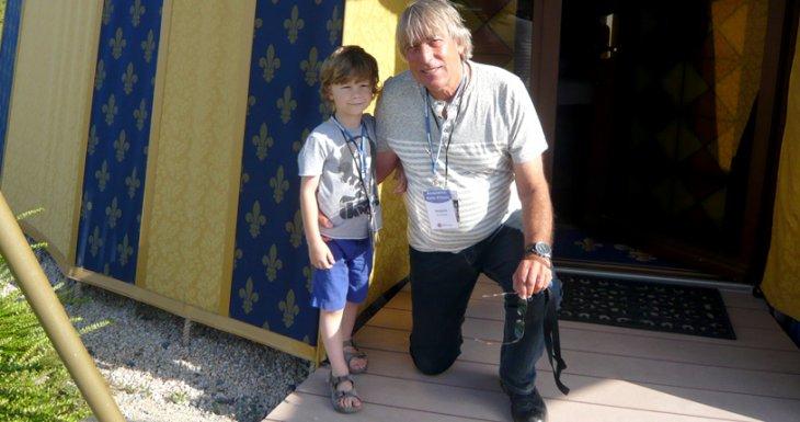 Jacques, bénévole depuis 5 ans