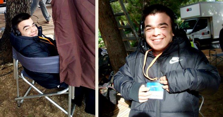 Tournage - Camping Paradis