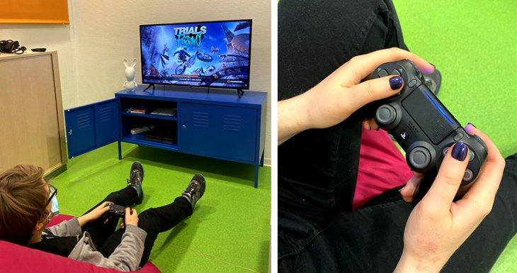 Une nouvelle playroom au CHIC