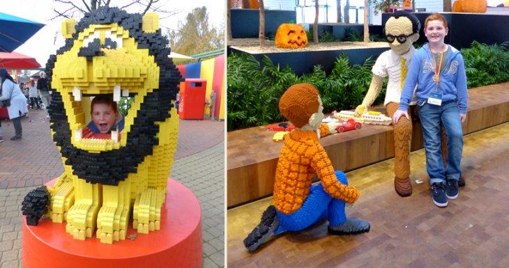 Un monde tout en Lego