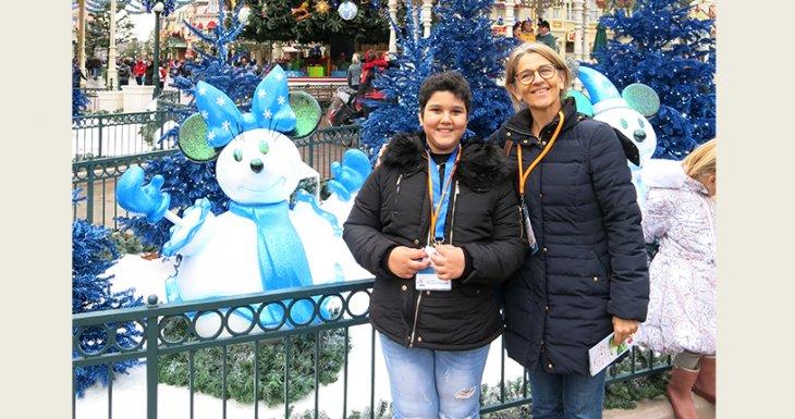Florence, bénévole depuis 2017
