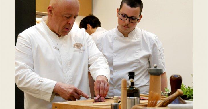 Cuisiner avec Thierry Marx