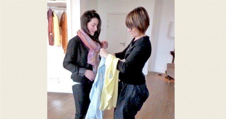 """Séjour """"Fashion"""" à Paris pour Suzy"""