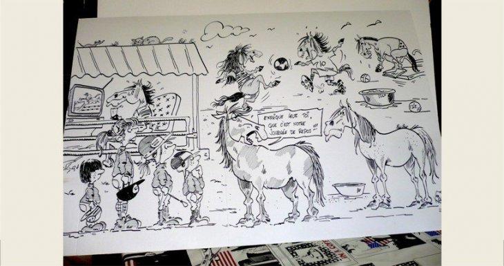 Poneyvasion du 20 au 24 février 2015