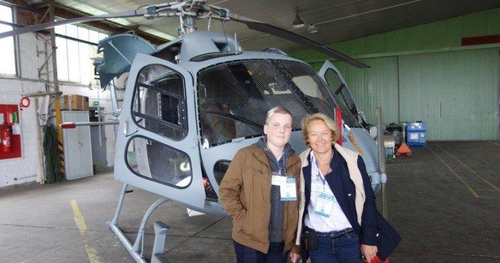 Anne-France, 52 ans, bénévole depuis 2010