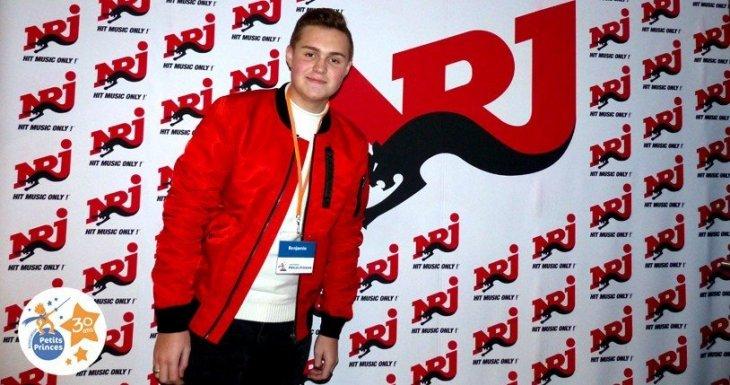 Passion rap sur le plateau d'NRJ