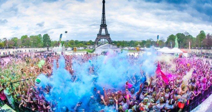 The Color Run : une course fun et solidaire !