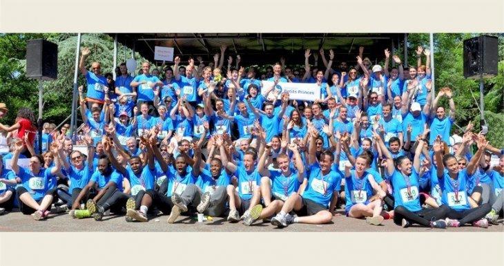 Dimanche 7 juin 2015, vous avez couru pour l'Association Petits Princes !