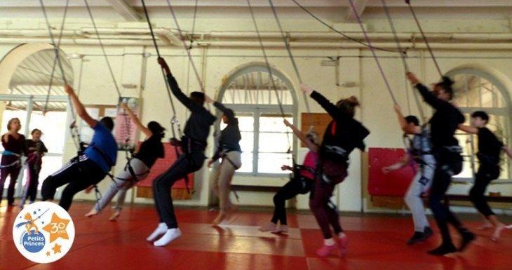Stage de danse voltige – CHU Montpellier