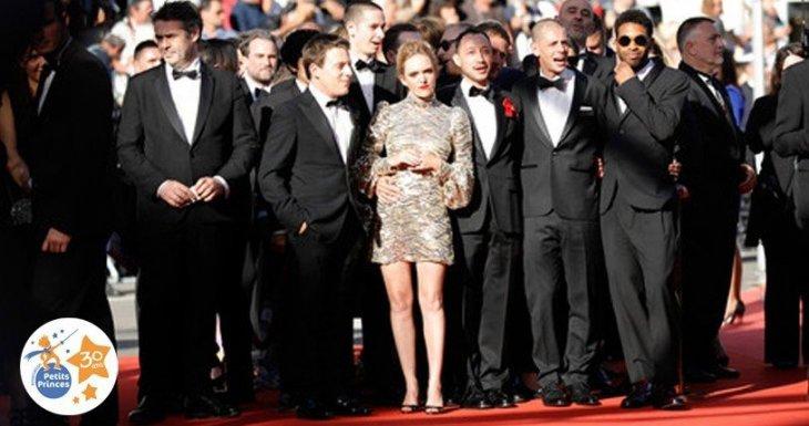 13 ans après son rêve, Coralie Russier, devenue actrice, monte à nouveau les marches de Cannes