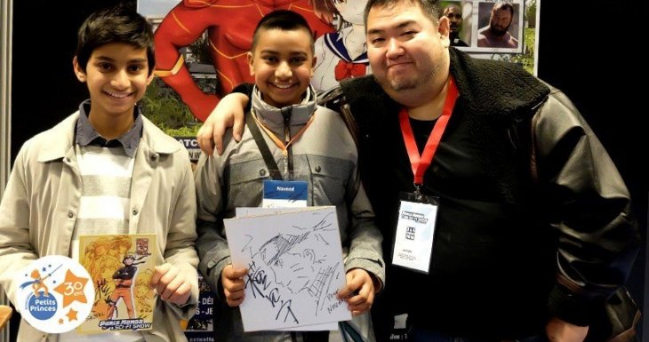 Escapade dans l'univers des mangas