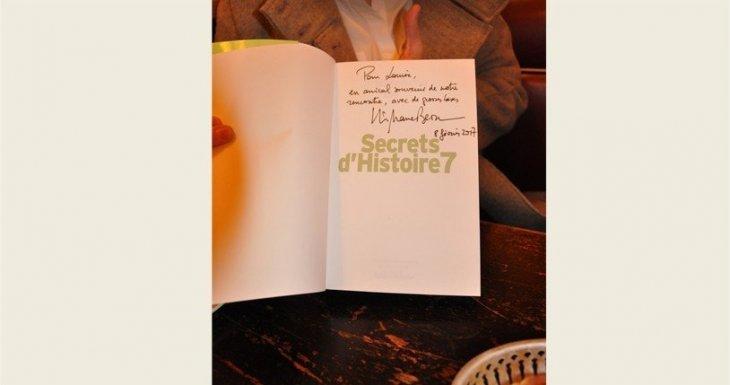 Secrets d'Histoire entre passionnés !