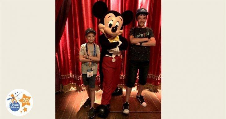 Un rêve à Disneyland