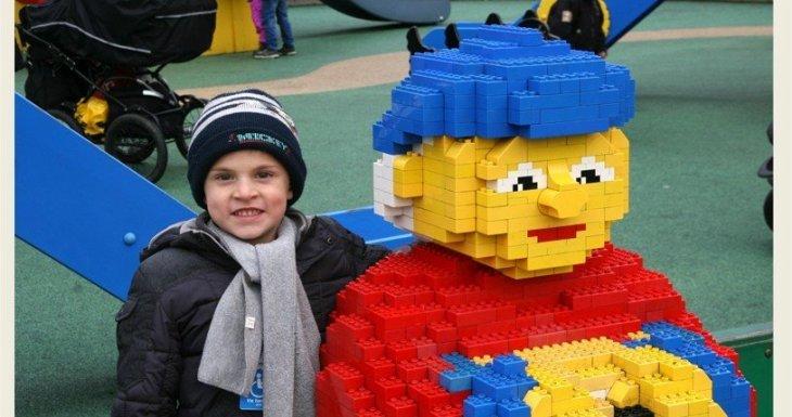 Noa et son rêve éveillé au Legoland Park !