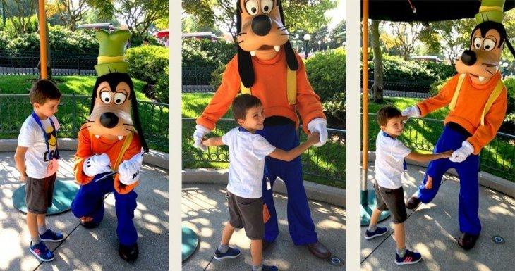 Apprenti pompier chez Mickey