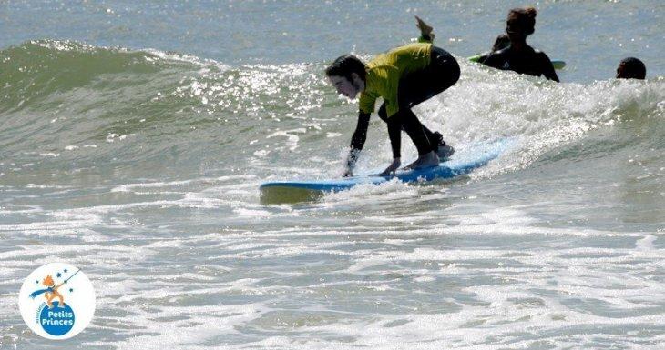 Une envie de surfer sur la vague
