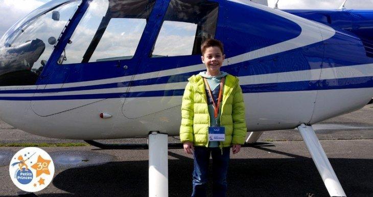 Un rêve d'hélicoptère