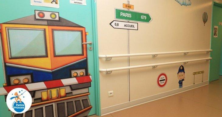 Sur la Route… à l'hôpital des enfants du CHU de Toulouse