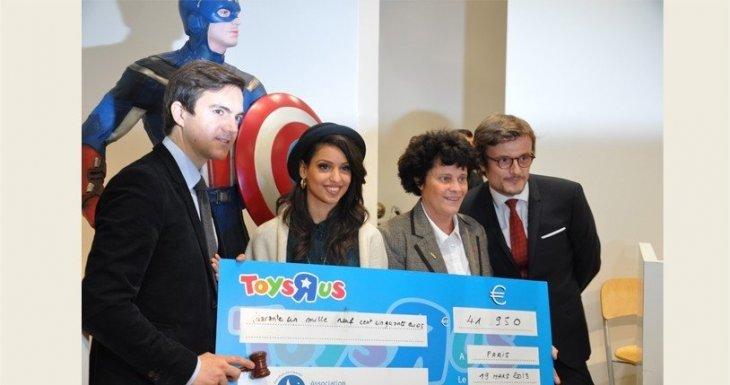 Vente aux enchères Toys'R'Us