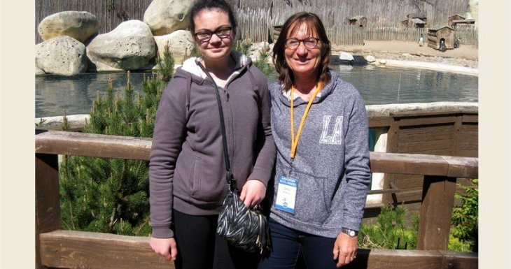 Christine, bénévole depuis 8 ans