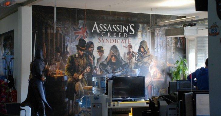 Dans les coulisses des studios Ubisoft