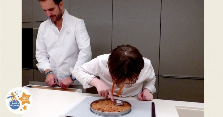 Un rêve tout chocolat avec Christophe Michalak